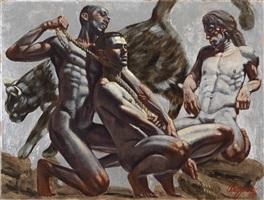 [buggereau (b.1956)] untitled #1 by mark beard